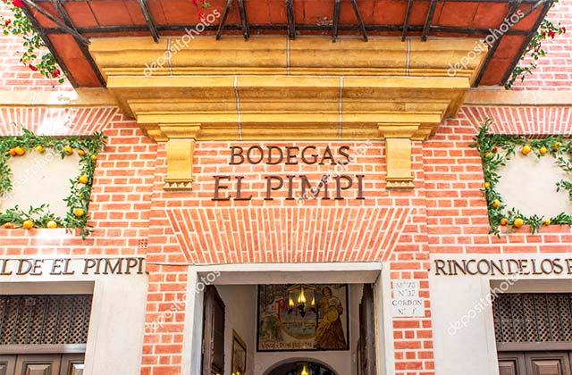 Bodega-Bar El Pimpi