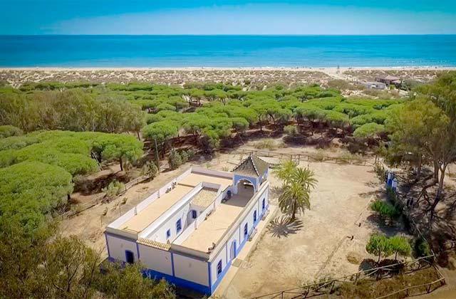 Casita Azul Isla Cristina