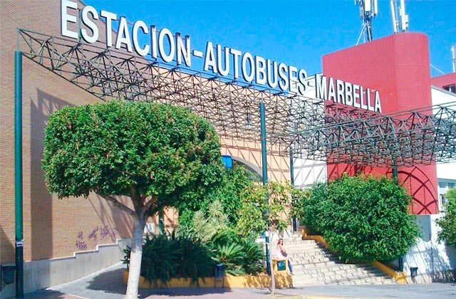 5 façons de se rendre à Marbella - estación de Autobuses de Marbella