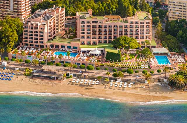 Fuerte Group Hotels celebrates its 60th anniversary in 2017 - Hotel Fuerte Marbella