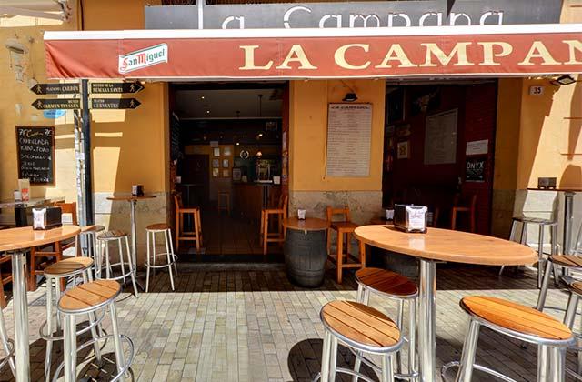 La Campana Málaga