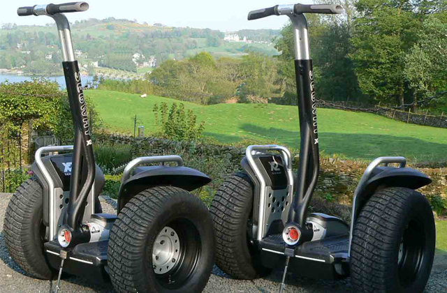 20 things to see and do to have a dream holiday in El Rompido: Segway