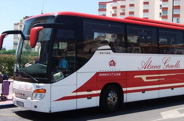 """Torrox Costa: 5 façons d'arriver au """"Meilleur Climat d'Europe"""": Autobus"""