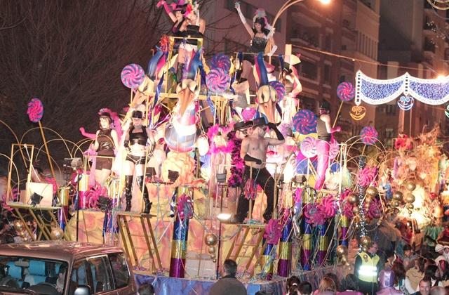El carnaval de Cádiz -