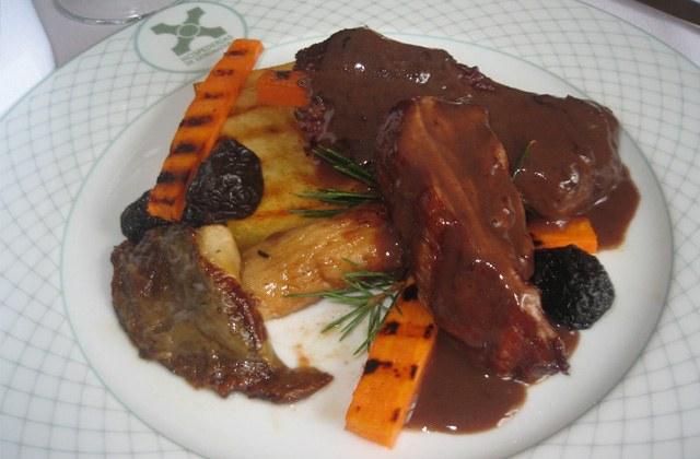 Cuisine Andalouse - Carne de caza