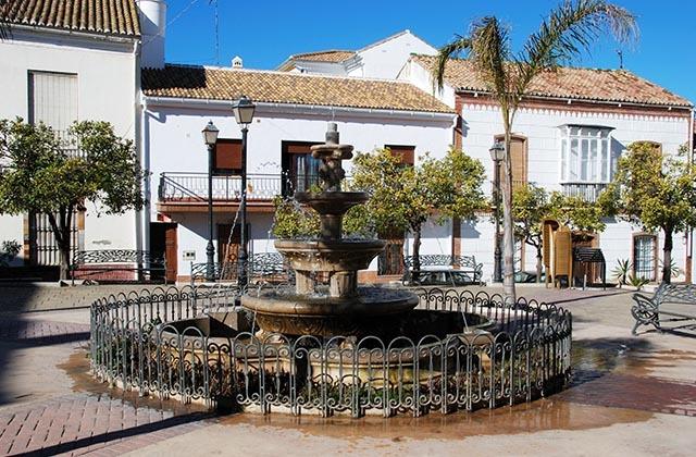 Parque Natural Montes de Málaga - Colmenar