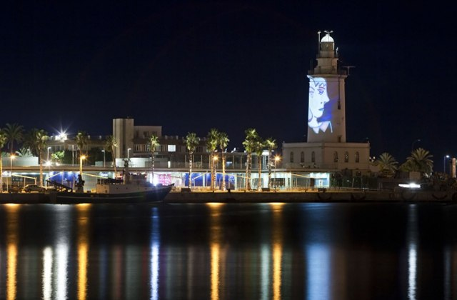 Christmas in Malaga - Muelle 1