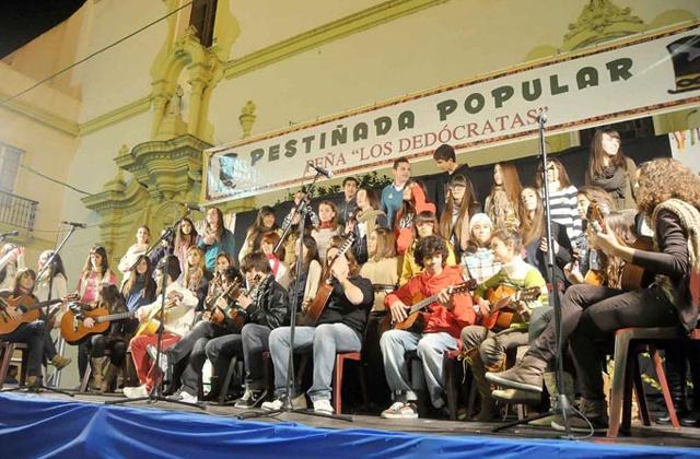 El carnaval de Cádiz - Pestiñada