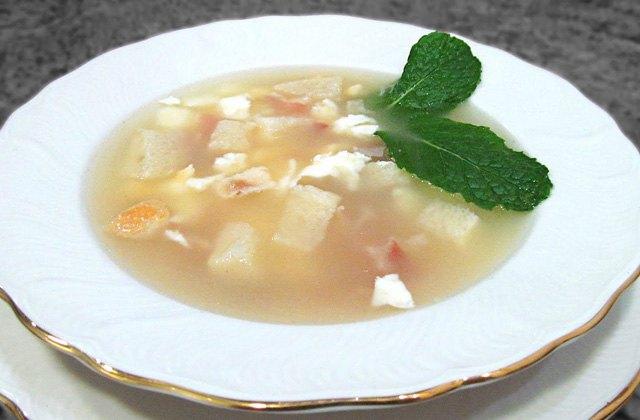 Cuisine Andalouse - Puchero andaluz