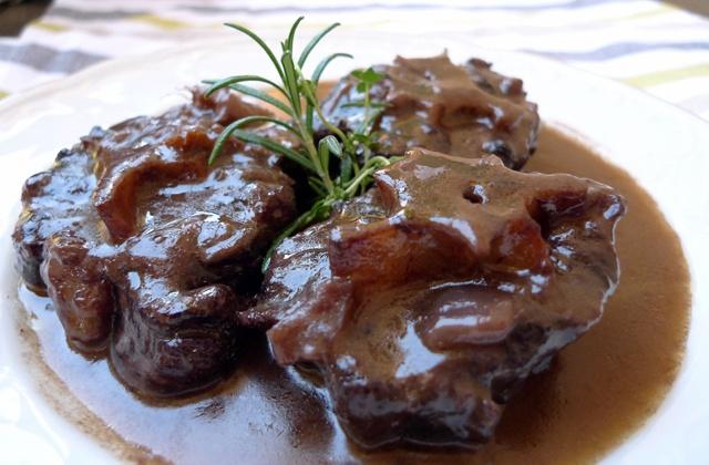 Cuisine Andalouse - Rabo de toro