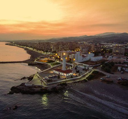Torrox Costa sunset