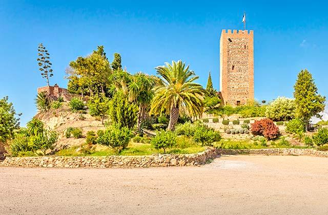 turismo á Velez Málaga - Fortaleza de Vélez-Málaga