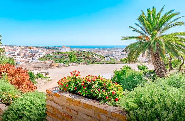 turismo á Velez Málaga - Mirador de Ibn Batuta