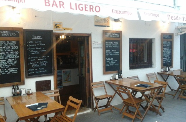 10 of the best tapas bars to visit in Conil: Bar Ligero