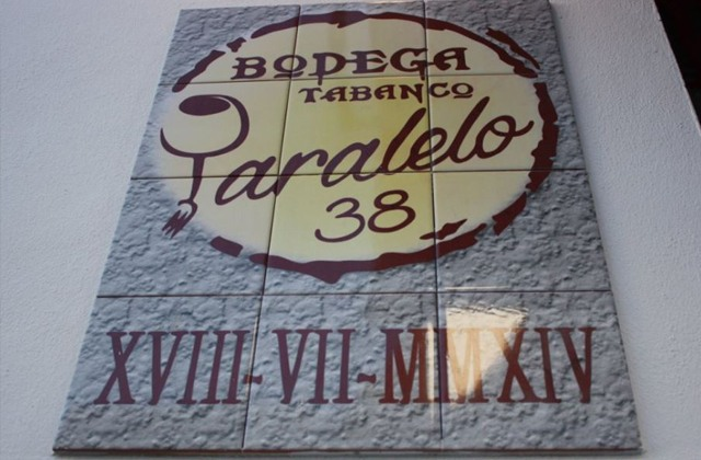 10 of the best tapas bars to visit in Conil: Bodega Tabanco Paralelo 38