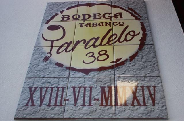 Bodega Tabanco Paralelo 38