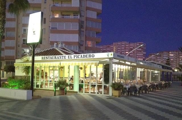 Donde Comer paellas en Málaga -El Picadero