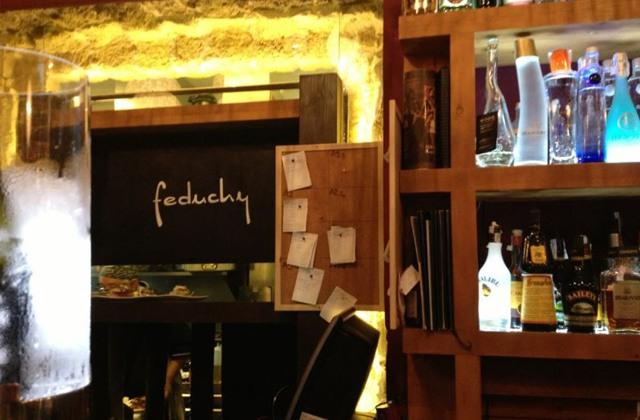 Feduchy bar