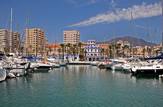 Estepona: 6 ways to get to one of the jewels of Costa del Sol: Puerto de Estepona