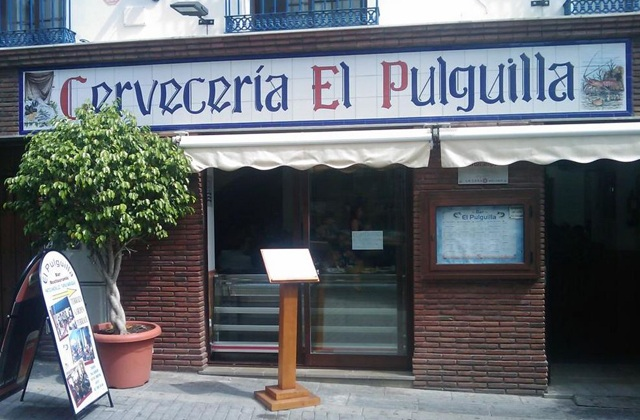 Tapas in Nerja - Bar-Restaurante El Pulguilla