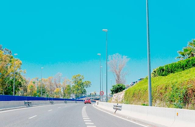 Autovia Málaga - Estepona