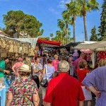 Nueva Andalucia Street Market