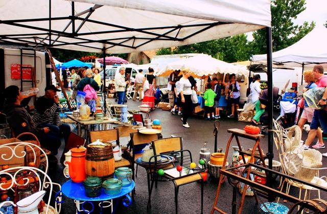 Costa del sol street markets markets costa del sol - Mercadillo antiguedades madrid ...