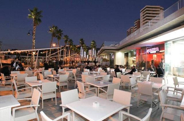 Restaurantes del Muelle Uno