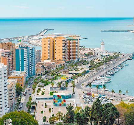 Muelle Uno Málaga