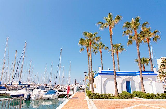 Puerto de Estpona