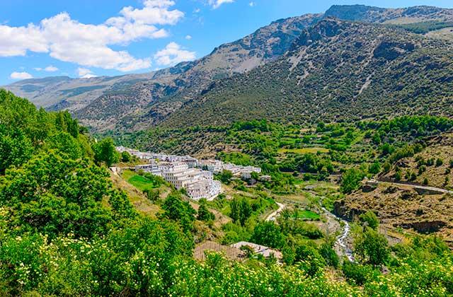 Trevelez Alpujarra