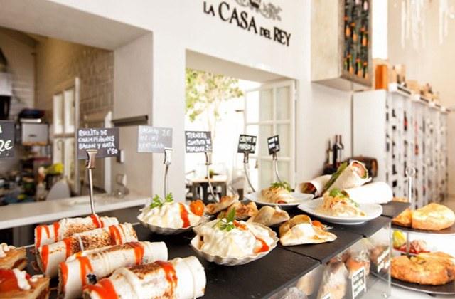 The tapas are on me! Top 10 tapas bars around Estepona: La Casa del Rey