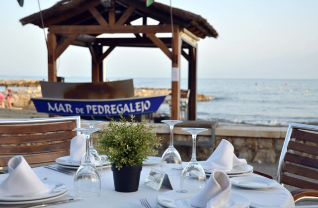 Enjoying the Málaga cuisine in Pedregalejo and Palo: where to eat: Mar de Pedregalejo