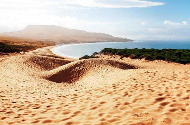 Playas nudistas Cádiz, Costa de la Luz - BOLONIA