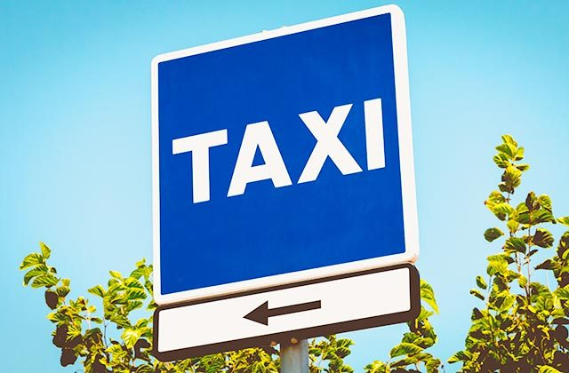 How to get to Marbella - Taxi