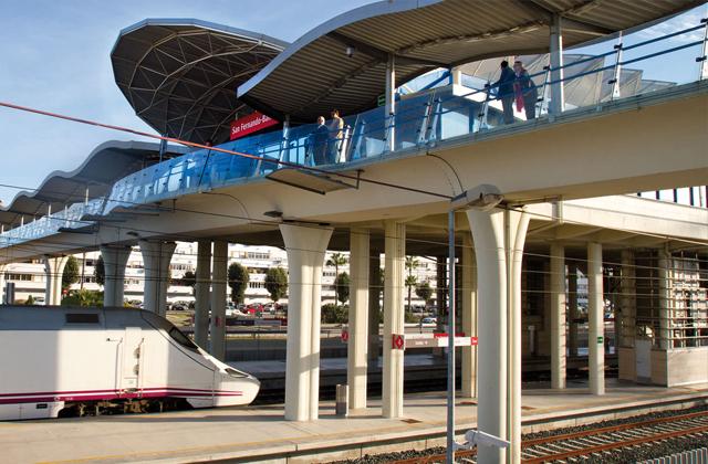 Estación de Bahía Sur