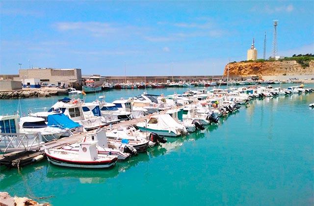 Puerto Deportivo Conil