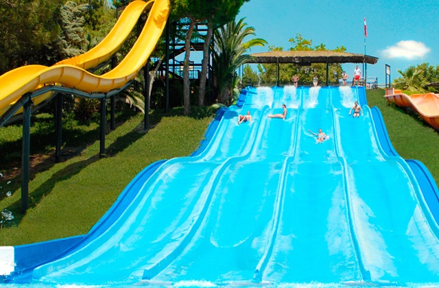 Family holidays in El Rompido - Aquopolis