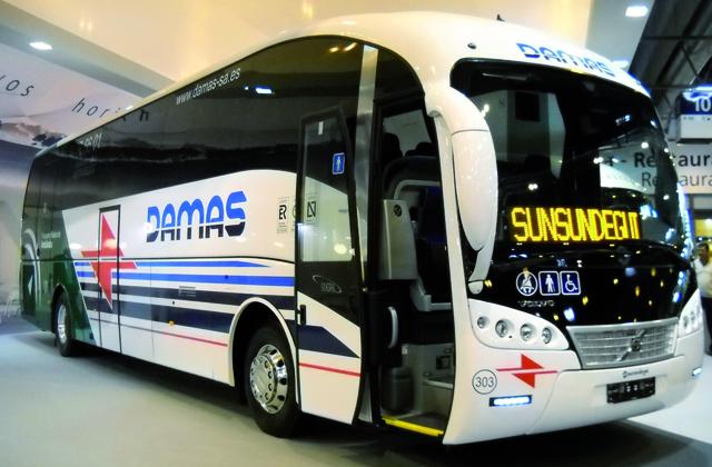 Autobus Damas