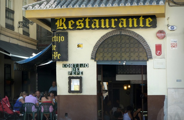 10 essential tapas bars in Málaga: Cortijo Pepe