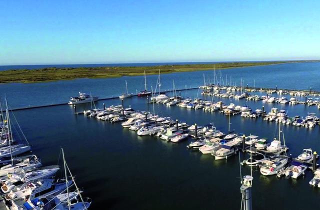 Puerto Marina El Rompido