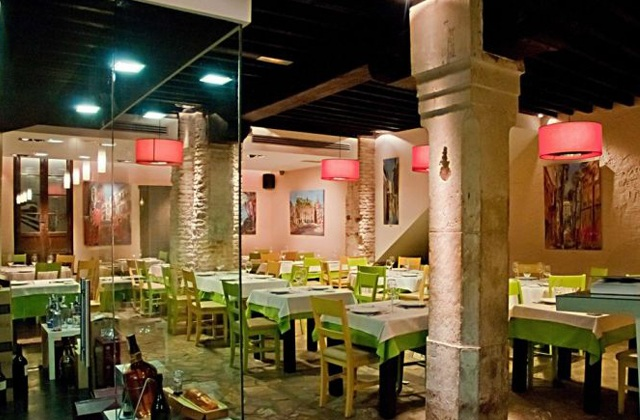 10 essential tapas bars in Málaga: Restaurante Alea