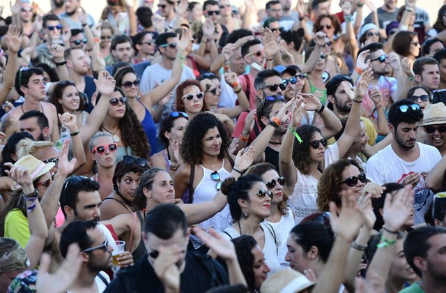 Top music: trip through the 8 most anticipated festivals of Málaga: Weekend Beach
