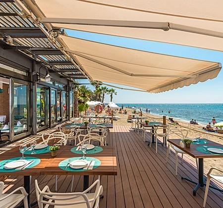 Fuerte Marbella Beach Restaurant