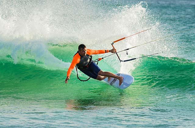 Kitesur Costa de la Luz