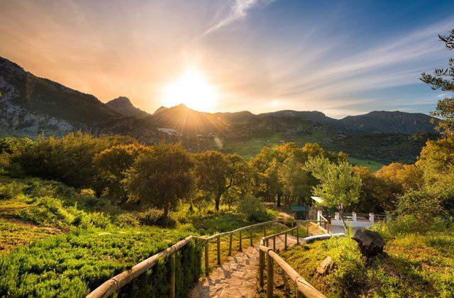 Romantischen Ronda - Sierra de Grazalema