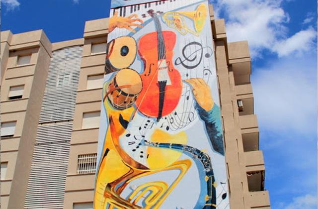 Ruta de los Murales - Aires de Música