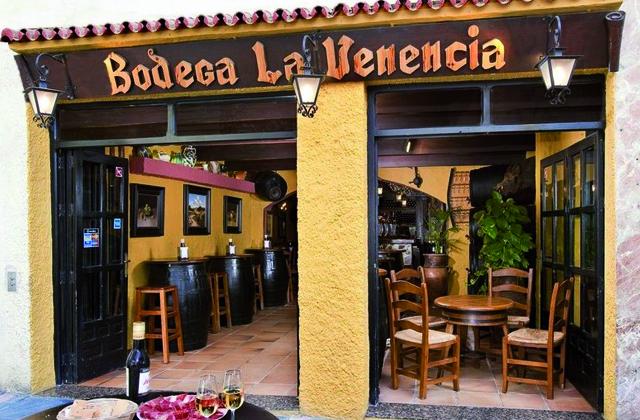 Tapas Marbella - Bodega La Venencia