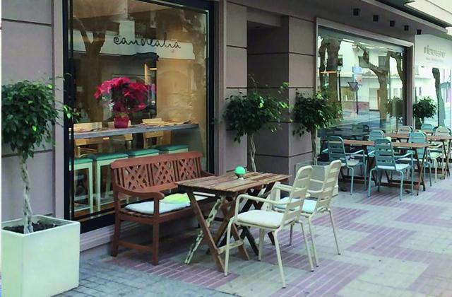 Tapas á Marbella - Candealia