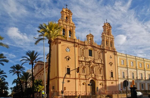 Que ver en Huelva, Catedral de La Merced